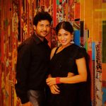 Vijayalakshmi, Bigg boss tamil 2, vijay tv, black dress, couple