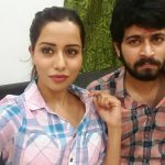 1Raiza Wilson, Selfie moments, harish kalyan, shooting spot