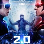 2.0, enthiran 2, official posters, Rajinikanth, Akshay kumar, 2 rajini, colourful