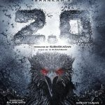 2.0, enthiran 2, official posters, Rajinikanth, Akshay kumar, Nov 24th