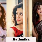 Aathmika, 2018, collage, hd, wallpaper