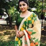 Adhiti Menon, New Tamil Heroine, homely