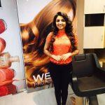 Adhiti Menon, New Tamil Heroine, shop