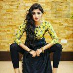 Adhiti Menon, New Tamil Heroine,  stunning