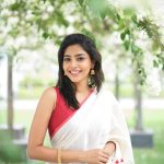 Aishwarya Lekshmi, New Kollywood Heroine, white saree