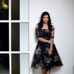 Aishwarya Rajesh, Kanaa Actress, black dress, pretty actress