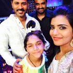 Aishwarya Rajesh, selfie, lakshmi, team