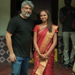 Ajith, Thala, With fans, cute girl fan