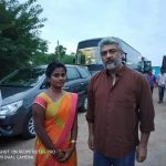 Ajith, Thala, With fans, lady fan