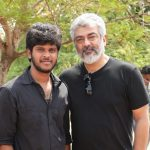 Ajith, Thala, With fans, white hair