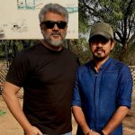 Ajith, Viswasam Shooting Spt, new look