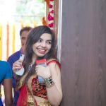 Akshaya Prithvirajan, function, new home, dazzling
