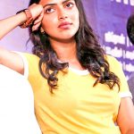 Amala Paul, Raatchasan Heroine, yellow t shirt
