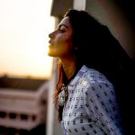 Amala Paul, Ratsasan Actress, sun shine, attractive