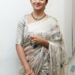 Anandhi, saree, latest