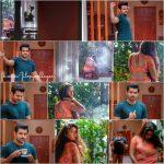 Anupama Parameswaran, collage, Hello Guru Premakosame, glamour, saree