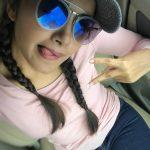 Anupama Parameswaran, cute, selfie, hd