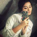 Anupama Parameswaran, unseen, selfie
