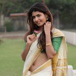 Ashima Narwal, Top Glamour Looks, Kerla Saree, stunning