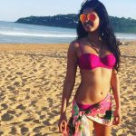 Ashima Narwal, Top Glamour Looks, beach, 2 piece