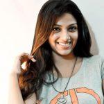 Avanthika Mohan,  Upcoming Tamil Actress, white t shirt