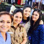 Chandini Tamilarasan, Raja Ranguski heroine, simran, nandita, rithika