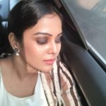 Chandini Tamilarasan,  Vanjagar Ulagam tamil heroine, car, face