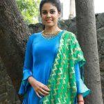 Chandini Tamilarasan,  Vanjagar Ulagam tamil heroine, event