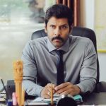 Chiyaan, Vikram, 2018, police officier, smart look