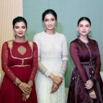 Dayana Erappa, Chekka Chivantha Vaanam, actress, tamil actress, audio launch