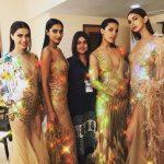Dayana Erappa, friends, girls, glamour
