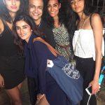 Dayana Erappa, girls, gang, Chekka Chivantha Vaanam