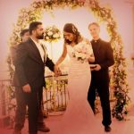 Dayana Erappa, wedding, Chekka Chivantha Vaanam, simbu lover