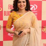 Dhivyadharshini, kadaikutty singam, saree