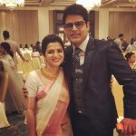 Dhivyadharshini, shaam, event, marriage