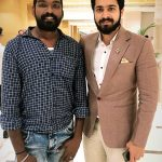 Harish Kalyan, pyaar prema kaadhal, sathish, ppk movie friend
