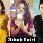 Hebah Patel,  (1)