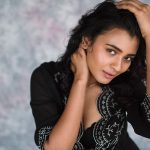 Hebah Patel, photo shoot, top view