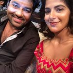 Iswarya Menon, cute Selfies, Shiva, shooting