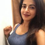 Iswarya Menon, cute Selfies, Spicy