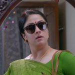 Jyothika, Kaatrin Mozhi, green saree, coolers, suriya's wife