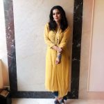 Kajol, yellow dress, novel