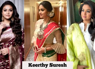 actress keerthy suresh wiki biography age news gallery videos