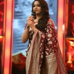 Keerthy Suresh, event, jfw awards, saree, Seema Raja
