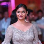 Keerthy Suresh, latest, siima award in 2018, glamour