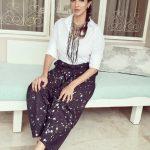 Lakshmi Manchu, Kaatrin Mozhi actress, fashion look