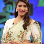 Lakshmi Manchu, Kaatrin Mozhi actress, white saree