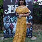 Leema Babu, Dhoni Kabadi Kuzhu Actress, movie promotion
