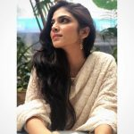 Malavika Mohanan, New Tamil Actress, candid