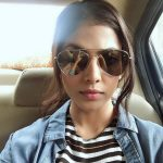 Malavika Mohanan, New Tamil Actress, selfie, car